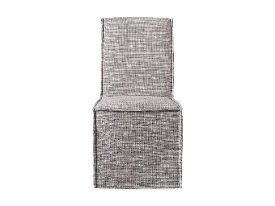 Alma Dining Side Chair in Tolbert Grey, slide 7 of 8