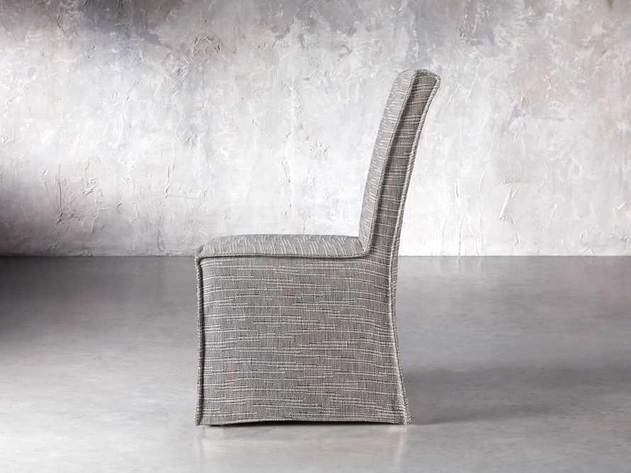 Alma Dining Side Chair in Tolbert Grey, slide 4 of 8