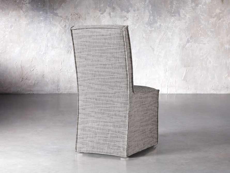 Alma Dining Side Chair in Tolbert Grey, slide 5 of 8