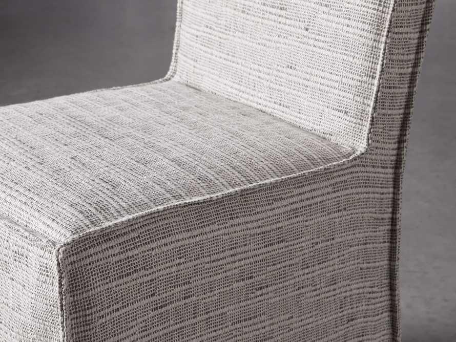 Alma Dining Side Chair in Tolbert Grey, slide 6 of 8