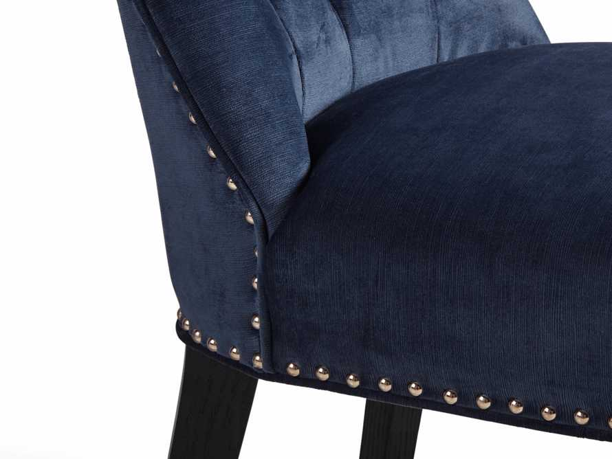 Alexis Upholstered Dining Side Chair, slide 5 of 7
