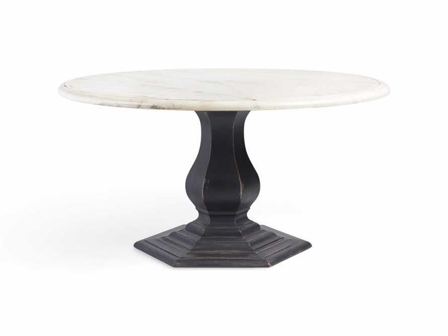"Amalia 48"" Round Bell'Arte Dining Table, slide 2 of 5"