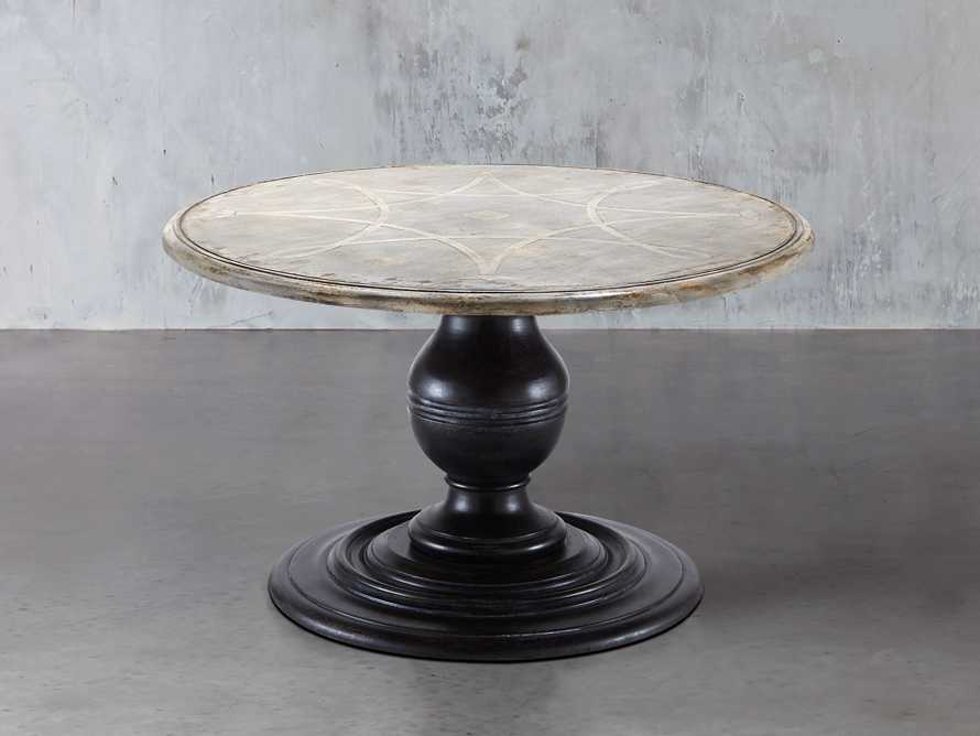 """Andria 48"""" Round Bell'Arte Dining Table"""