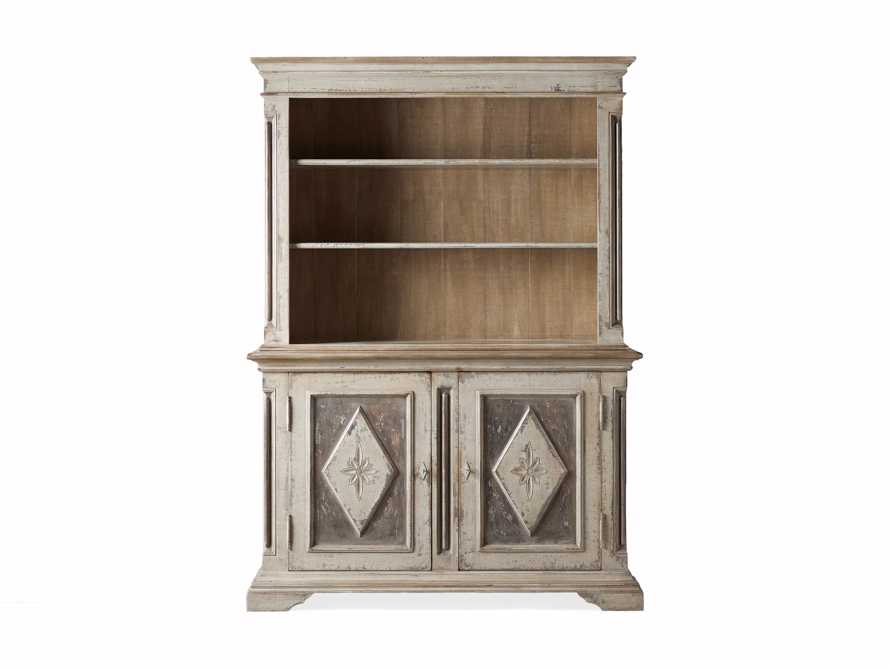 "Bergamo Bell'Arte 68"" Hutch & Buffet, slide 4 of 4"