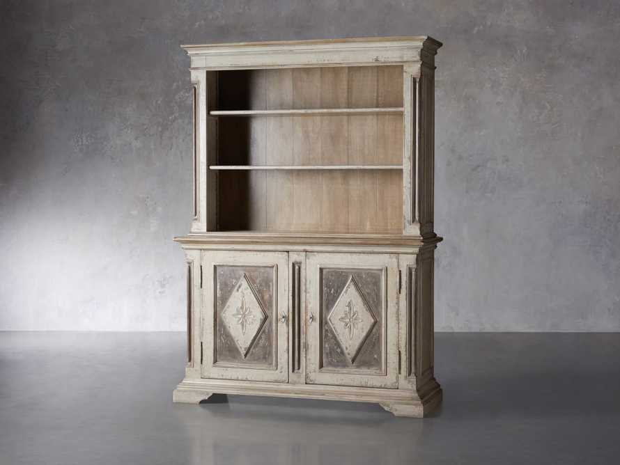 "Bergamo Bell'Arte 68"" Hutch & Buffet, slide 2 of 4"