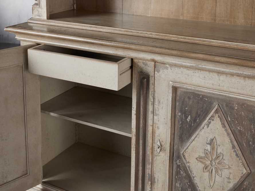 "Bergamo Bell'Arte 68"" Hutch & Buffet, slide 3 of 4"