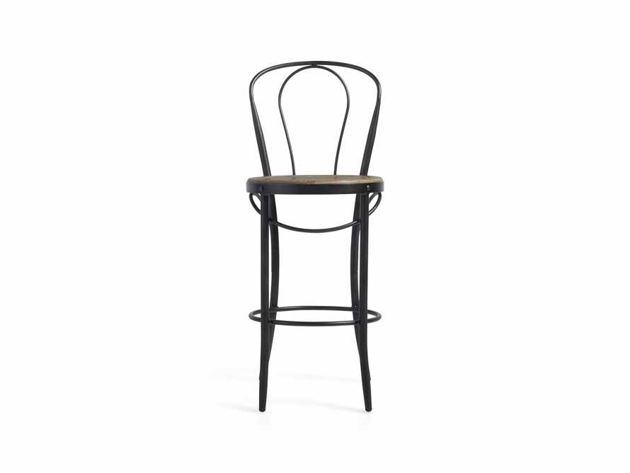 "Bistro 16"" Counter Stool in Light Burnt Oak, slide 1 of 5"