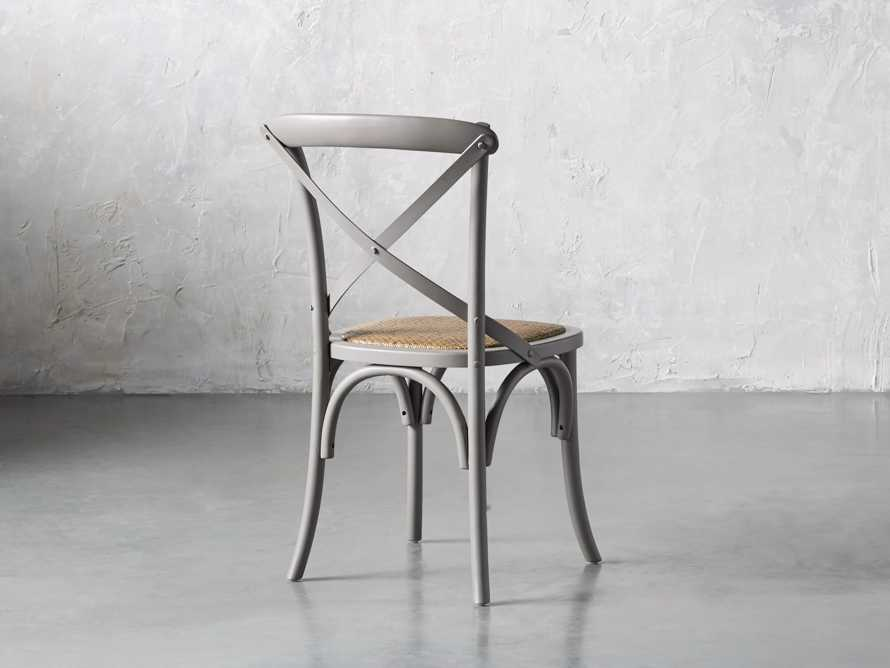 "Cadence 20"" Dining Side Chair in Steel Grey"