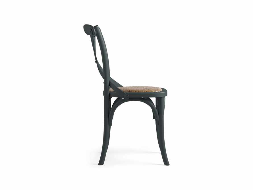 """Cadence 20"""" Dining Side Chair in Hunter Green"""