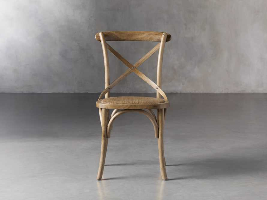 Cadence Dining Side Chair in Natural Weathered, slide 2 of 9
