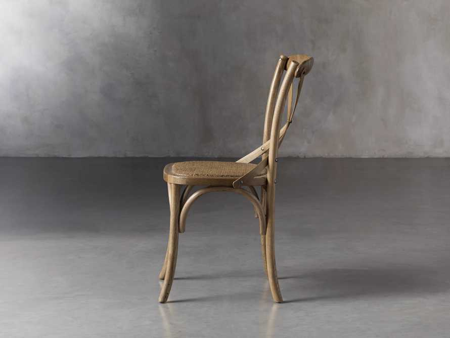 Cadence Dining Side Chair in Natural Weathered, slide 4 of 9