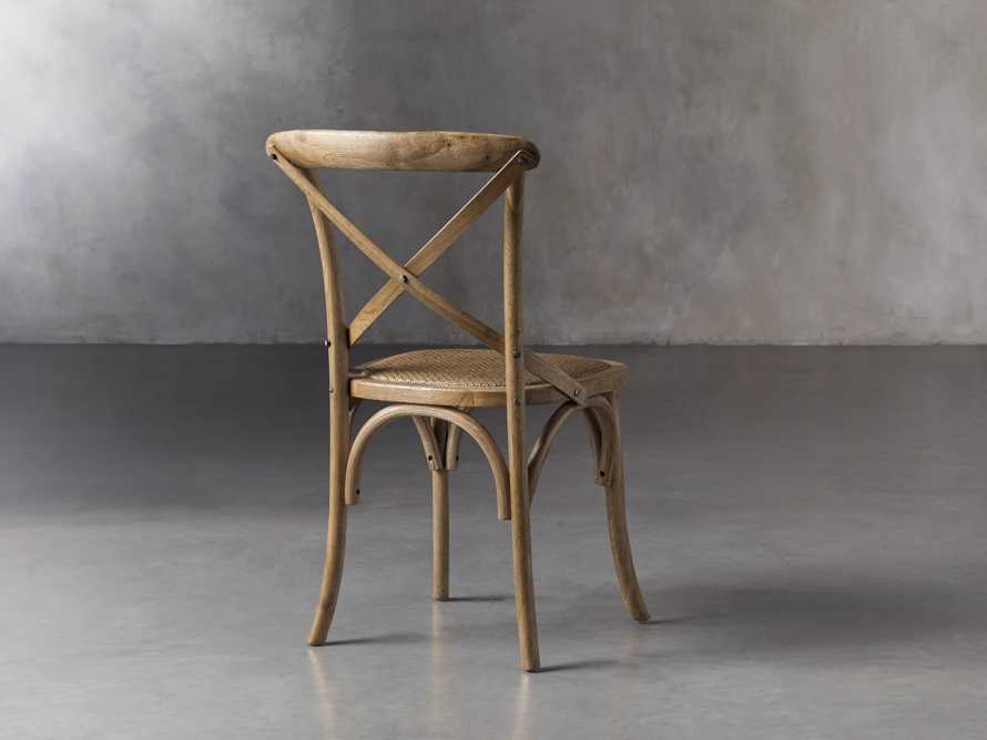 "Cadence 20"" Dining Side Chair in Natural Weathered, slide 5 of 9"