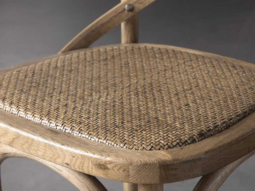 Cadence Dining Side Chair in Natural Weathered, slide 7 of 9