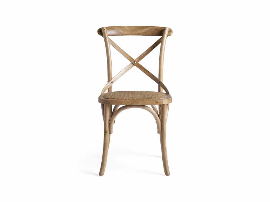Cadence Dining Side Chair in Natural Weathered, slide 8 of 9