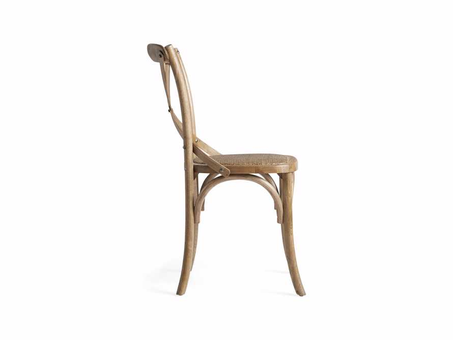 "Cadence 20"" Dining Side Chair in Natural Weathered, slide 9 of 9"