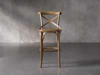 """Cadence 18"""" Bar Stool in Natural Weathered"""