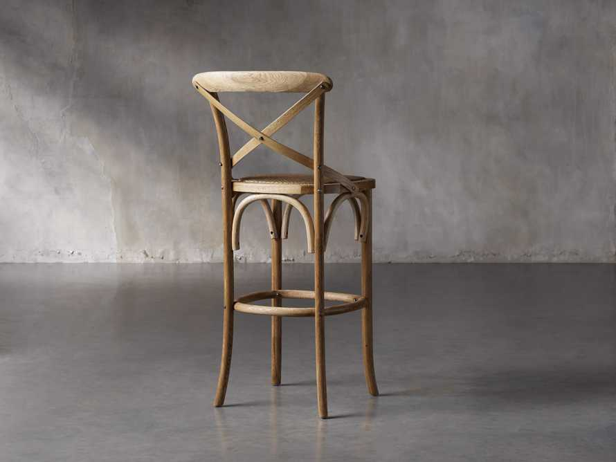 "Cadence 18"" Bar Stool in Natural Weathered, slide 4 of 8"