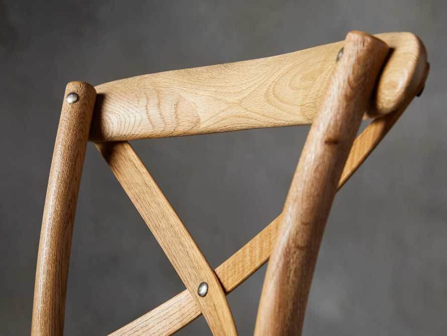 "Cadence 18"" Bar Stool in Natural Weathered, slide 6 of 8"
