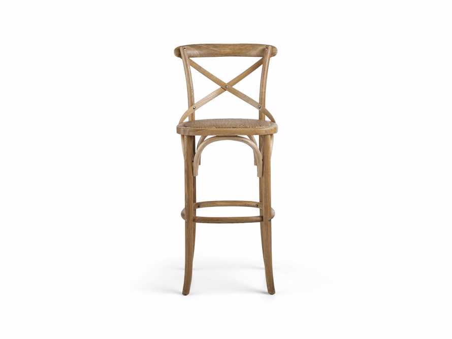 "Cadence 18"" Bar Stool in Natural Weathered, slide 7 of 8"