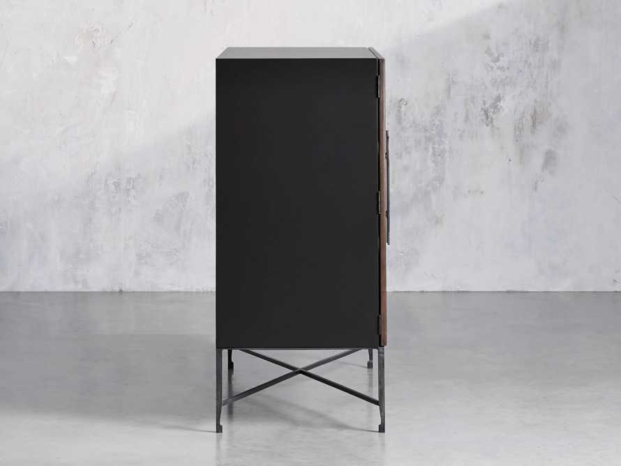 """Cahlo 50"""" Bar Cabinet in Chocolate Copper, slide 4 of 10"""