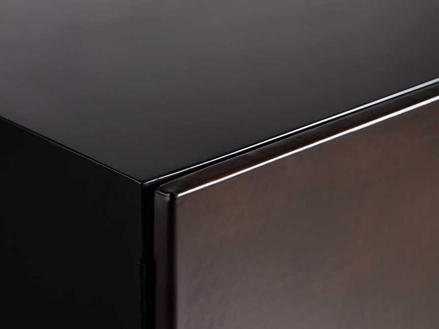 """Cahlo 50"""" Bar Cabinet in Chocolate Copper, slide 5 of 10"""