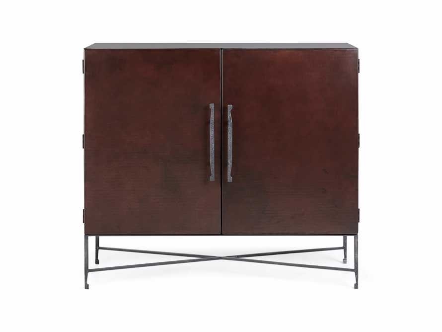 """Cahlo 50"""" Bar Cabinet in Chocolate Copper, slide 7 of 10"""