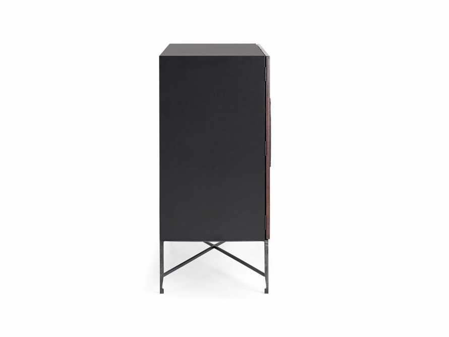 """Cahlo 50"""" Bar Cabinet in Chocolate Copper, slide 8 of 10"""