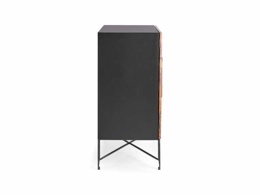 "Cahlo 50"" Bar Cabinet in Copper"