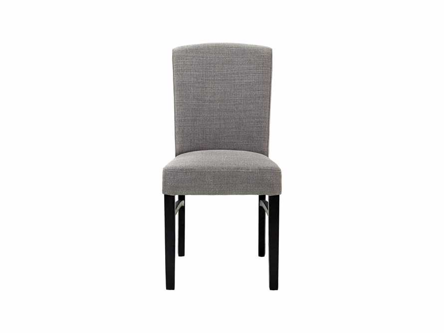 "Capri Upholstered 19"" Dining Side Chair, slide 1 of 6"