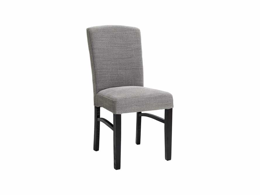 "Capri Upholstered 19"" Dining Side Chair, slide 2 of 6"