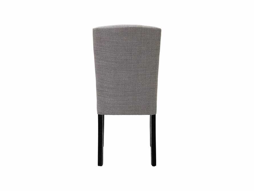 "Capri Upholstered 19"" Dining Side Chair, slide 4 of 6"