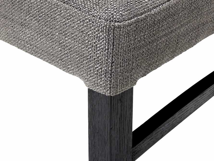"Capri Upholstered 19"" Dining Side Chair, slide 5 of 6"