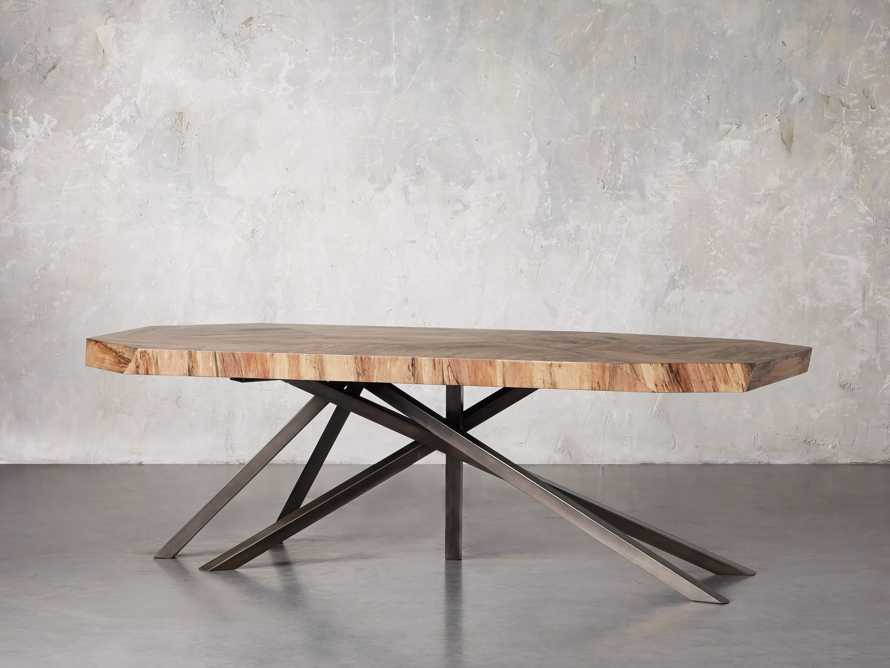 "Carrinna 96"" Dining Table in Palografico"