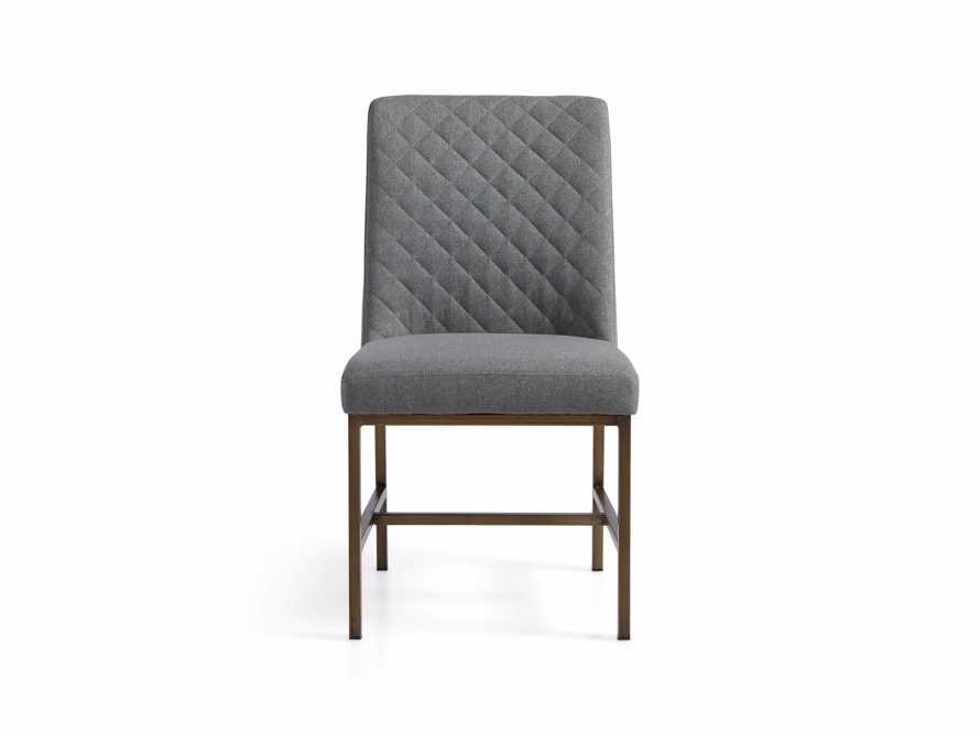 "Cava Upholstered 20"" Dining Side Chair, slide 1 of 7"