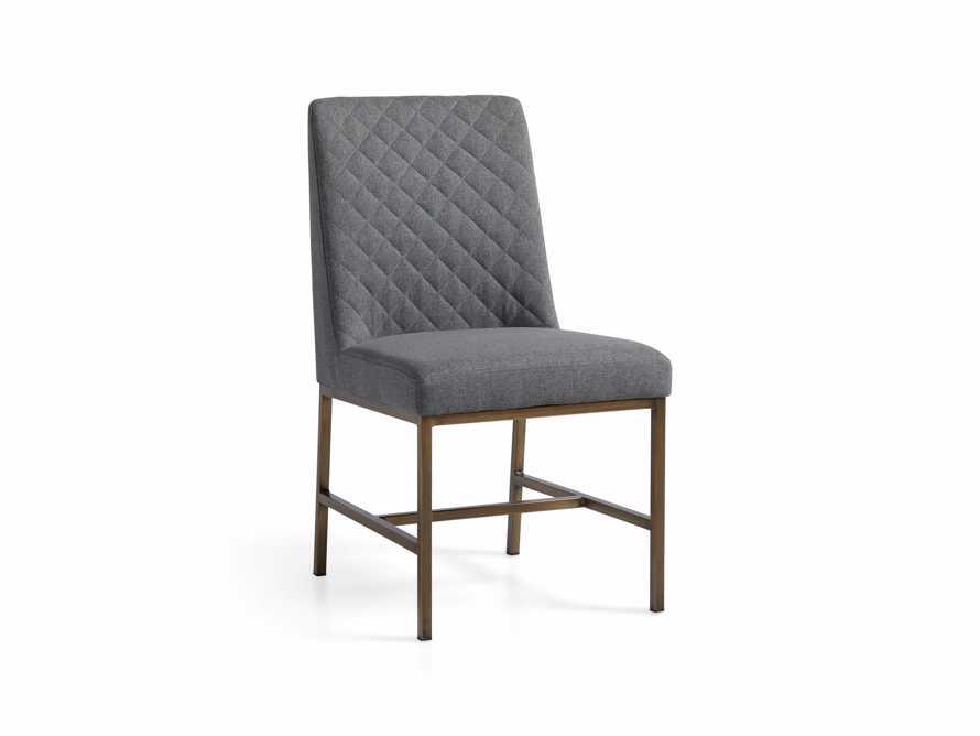 "Cava Upholstered 20"" Dining Side Chair, slide 2 of 7"