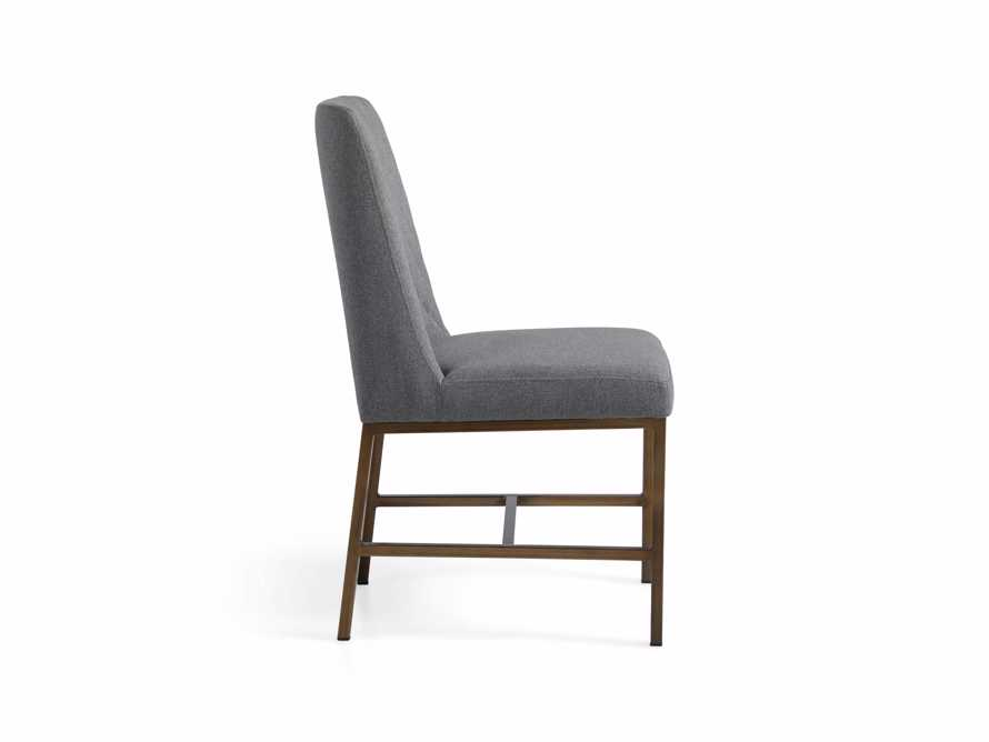 "Cava Upholstered 20"" Dining Side Chair, slide 3 of 7"