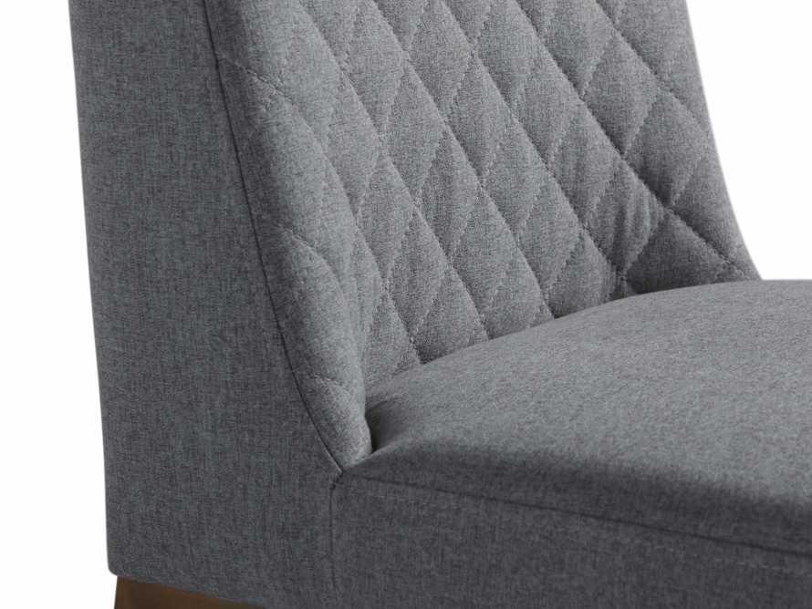 "Cava Upholstered 20"" Dining Side Chair, slide 5 of 7"