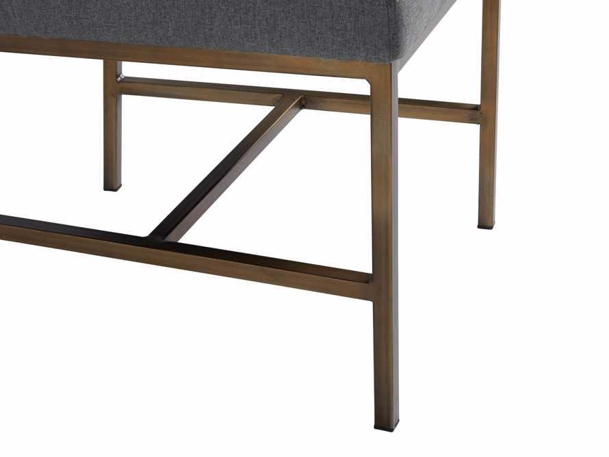 "Cava Upholstered 20"" Dining Side Chair, slide 6 of 7"
