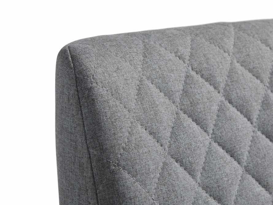 "Cava Upholstered 20"" Dining Side Chair, slide 7 of 7"