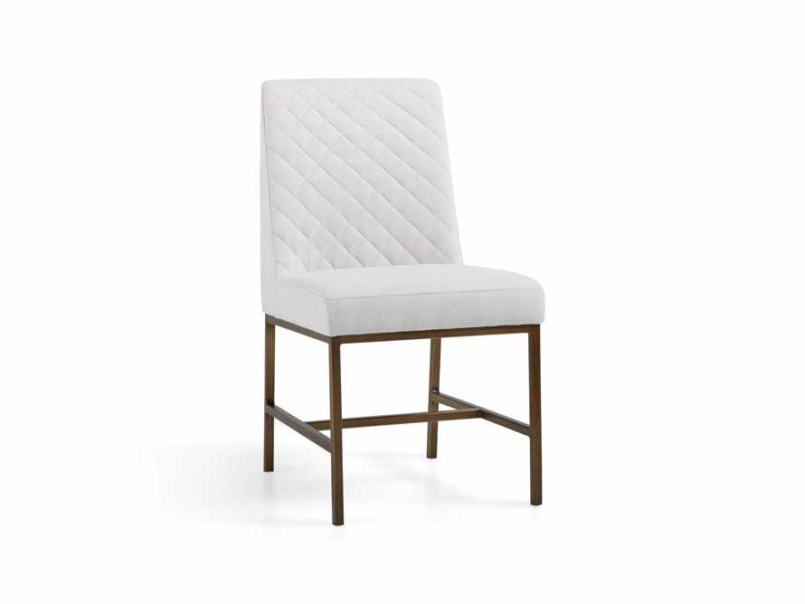 "Cava Upholstered 20"" Dining Side Chair, slide 3 of 11"