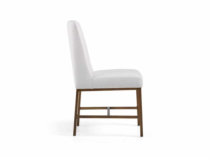 "Cava Upholstered 20"" Dining Side Chair, slide 4 of 11"