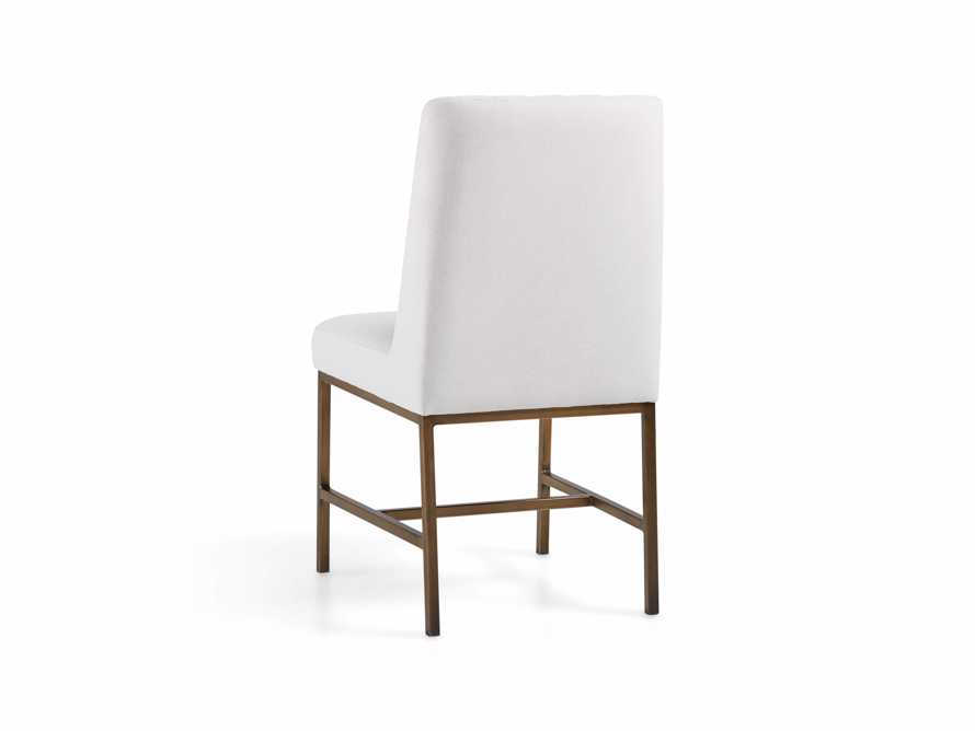 "Cava Upholstered 20"" Dining Side Chair, slide 5 of 11"