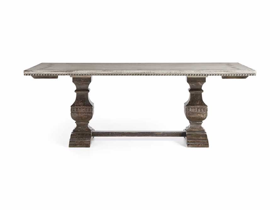 "Cerea 78"" Rectangle Bell'Arte Dining Table, slide 12 of 14"