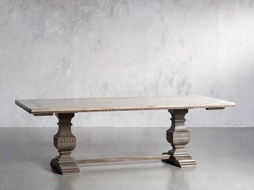 "Cerea 78"" Rectangle Bell'Arte Dining Table, slide 4 of 14"