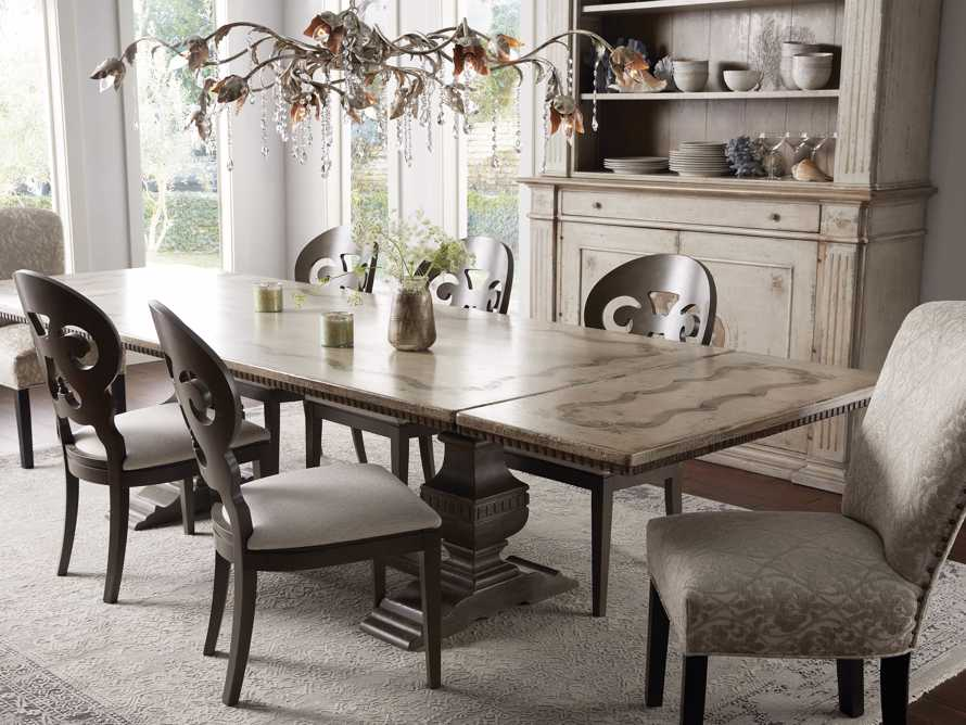 "Cerea 78"" Rectangle Bell'Arte Dining Table, slide 10 of 14"
