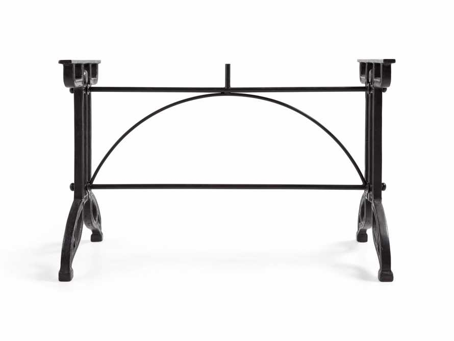 "Chantel 42"" Iron Dining Base, slide 1 of 1"