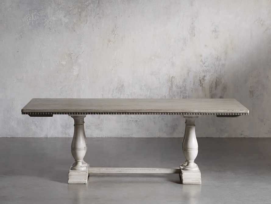 "Cironi 86"" Bell'Arte Rectangle Dining Table, slide 2 of 10"