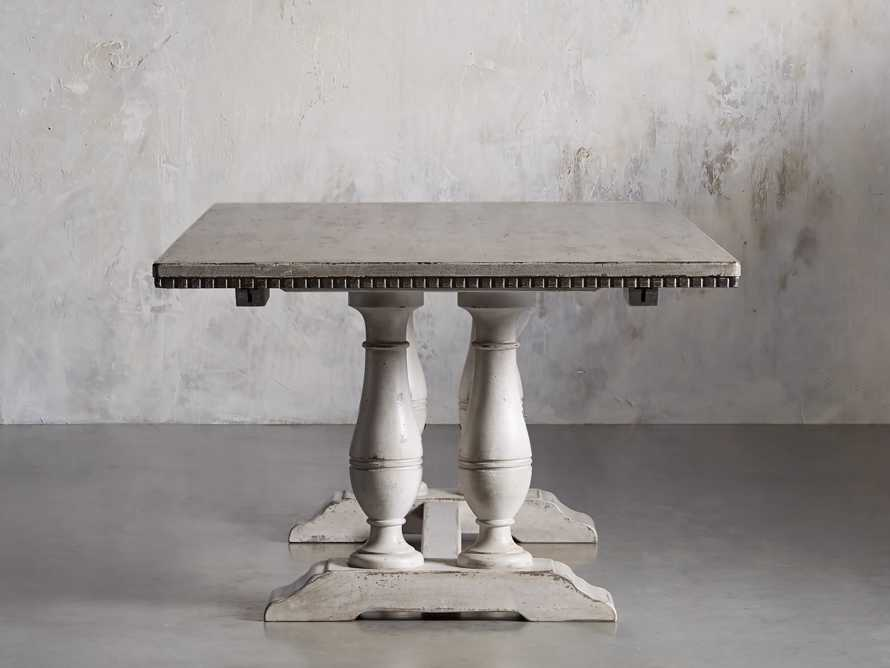 "Cironi 86"" Bell'Arte Rectangle Dining Table, slide 4 of 10"