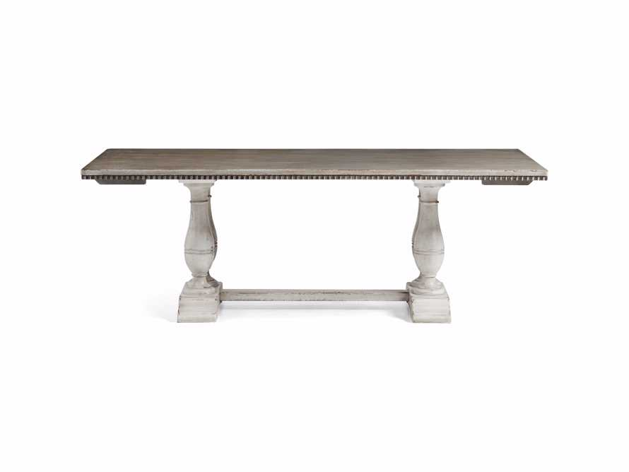 "Cironi 86"" Bell'Arte Rectangle Dining Table, slide 8 of 10"