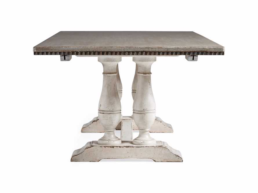 "Cironi 86"" Bell'Arte Rectangle Dining Table, slide 9 of 10"